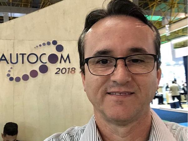 Ciatécnica marca presença na AUTOCOM 2018