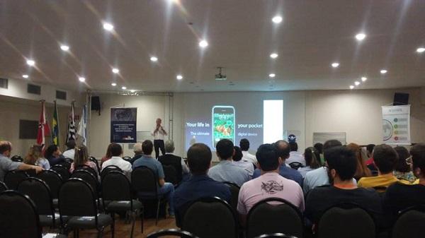 """Cezar Taurion fala sobre """"Empresas Digitais e a API Economy"""""""