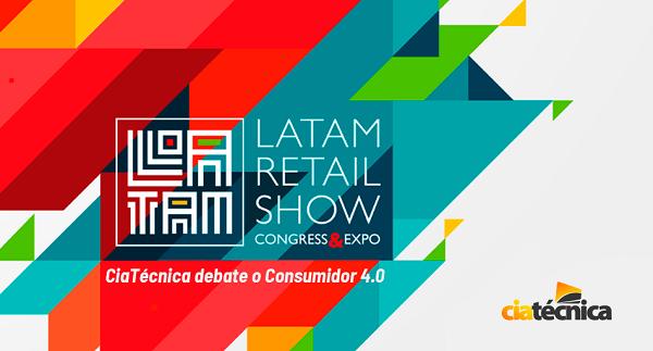Ciatécnica no maior evento de varejo da América Latina